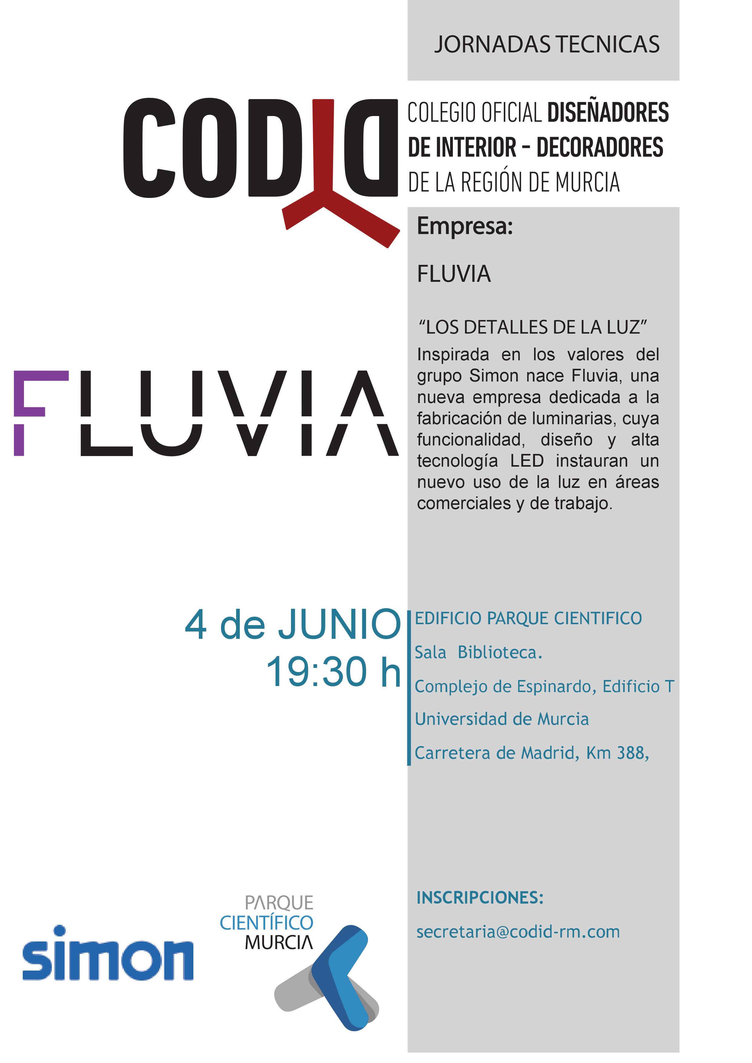 Imagen 1 JORNADA DE PRESENTACIÓN DE FLUVIA