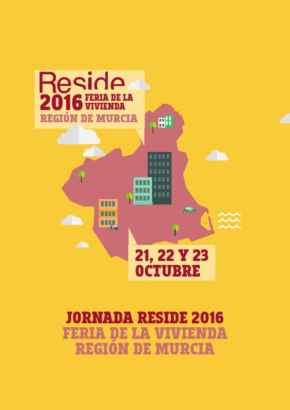 Imagen 1 El CODID analizará las últimas tendencias de diseño en la Feria de la Vivienda de la Región de Murcia 2016