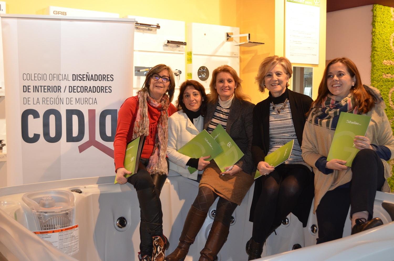 Imagen 1 El CODID y Gibeller firman un convenio de asociación para trabajar juntos en el fomento del Diseño de Interior