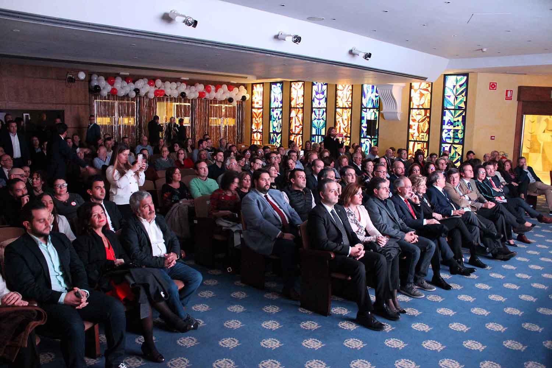 Vídeo resumen de la gala de entrega de premios de los II Premios de Diseño de Interior de la Región de Murcia 2019
