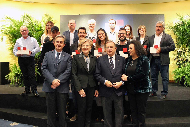 Imagen 2 El CODID-RM y la Consejería de Fomento e Infraestructuras entregan los II Premios de Diseño de Interior de la Región